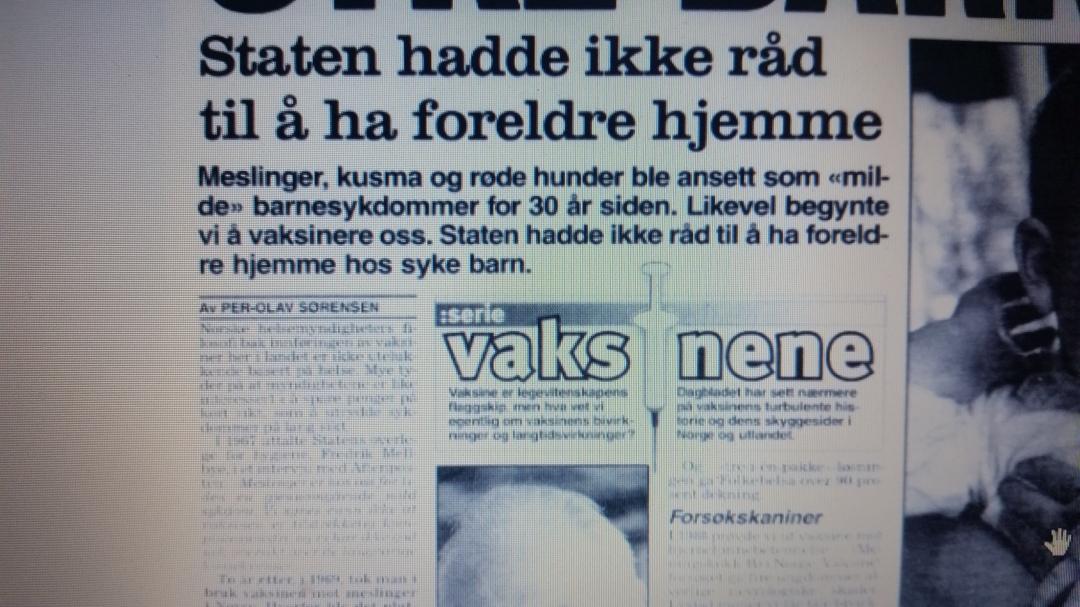 bilde Dagbladet
